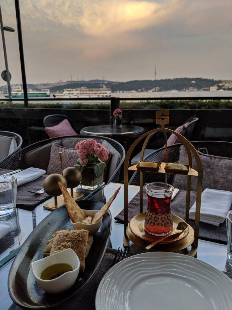 IST TOO restaurant Shangri La Bosphorus istanbul 1