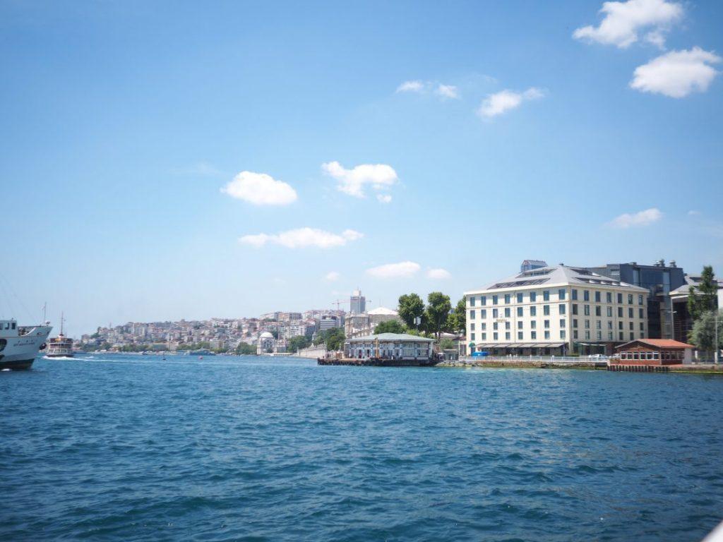 Luxury stay in Istanbul at Shangri La Bosphorus