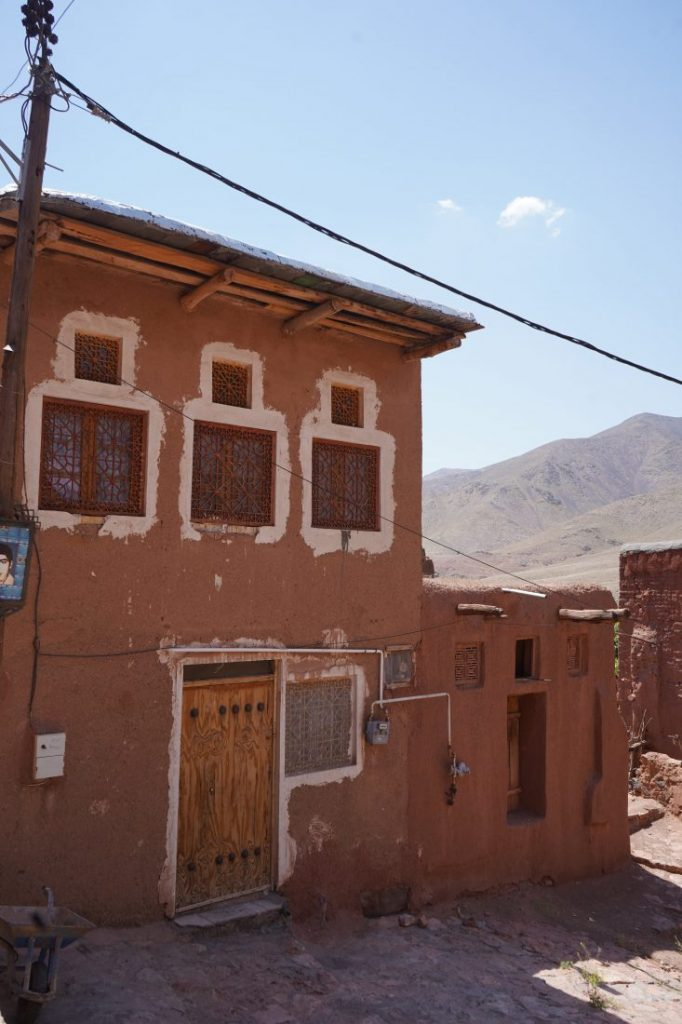 Places to visit in Iran Abyaneh Village 3