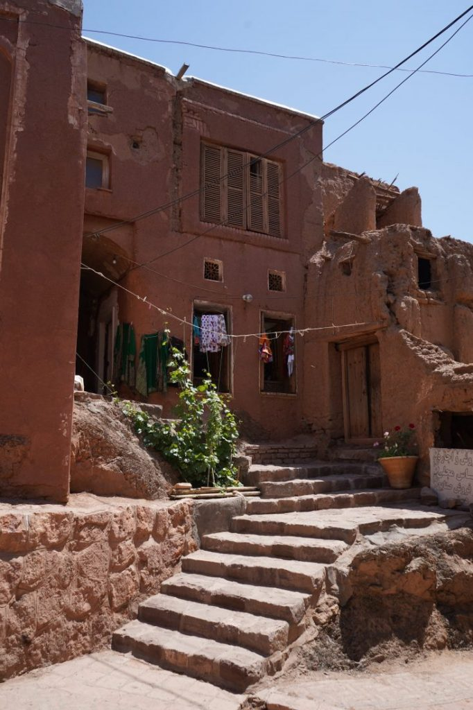 Places to visit in Iran Abyaneh village 1