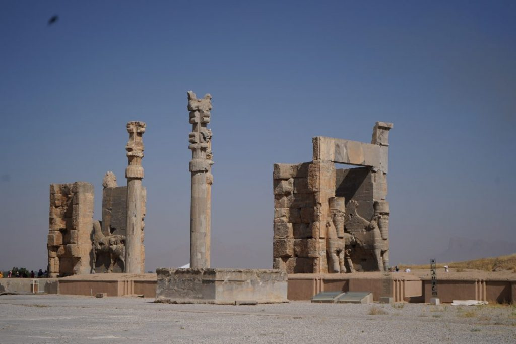Places to visit in Iran - Iran itinerary with Igopersia Bazaar Tabriz 2 Persepolis 3