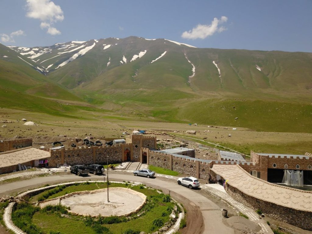 Places to visit in Iran - Iran itinerary with Igopersia Durna eco camp 1