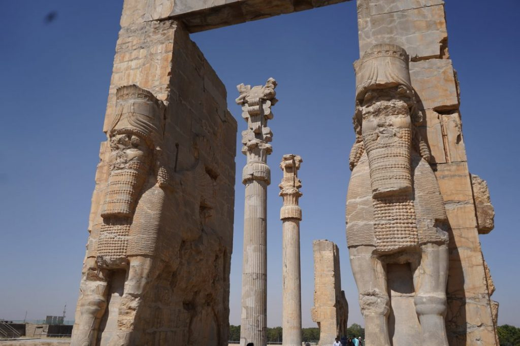 Places to visit in Iran - Iran itinerary with Igopersia Persepolis 3