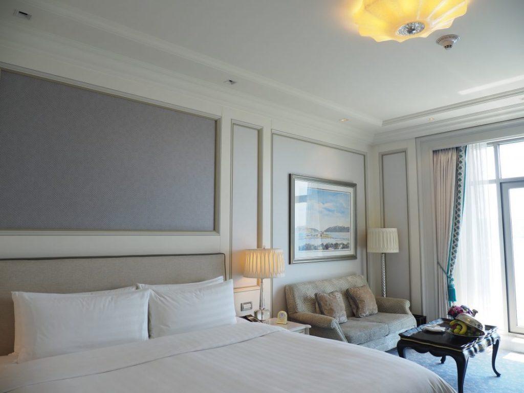 Room Shangri La Bosphoris Istanbul 1