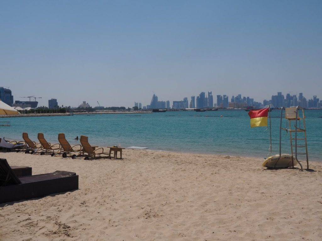 Things to do in Doha in summer Sharq Hotel 1