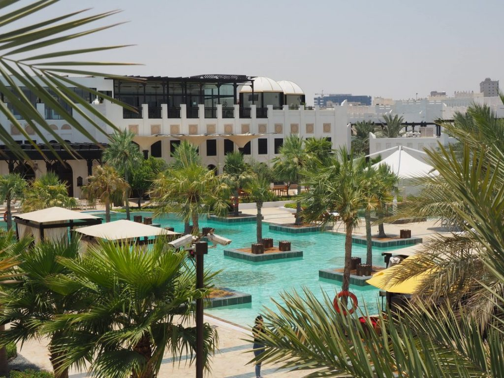 Things to do in Doha in summer Sharq Hotel