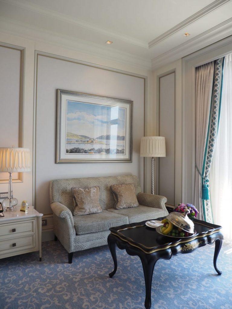room Shangri LA Bosphorus Istanbul