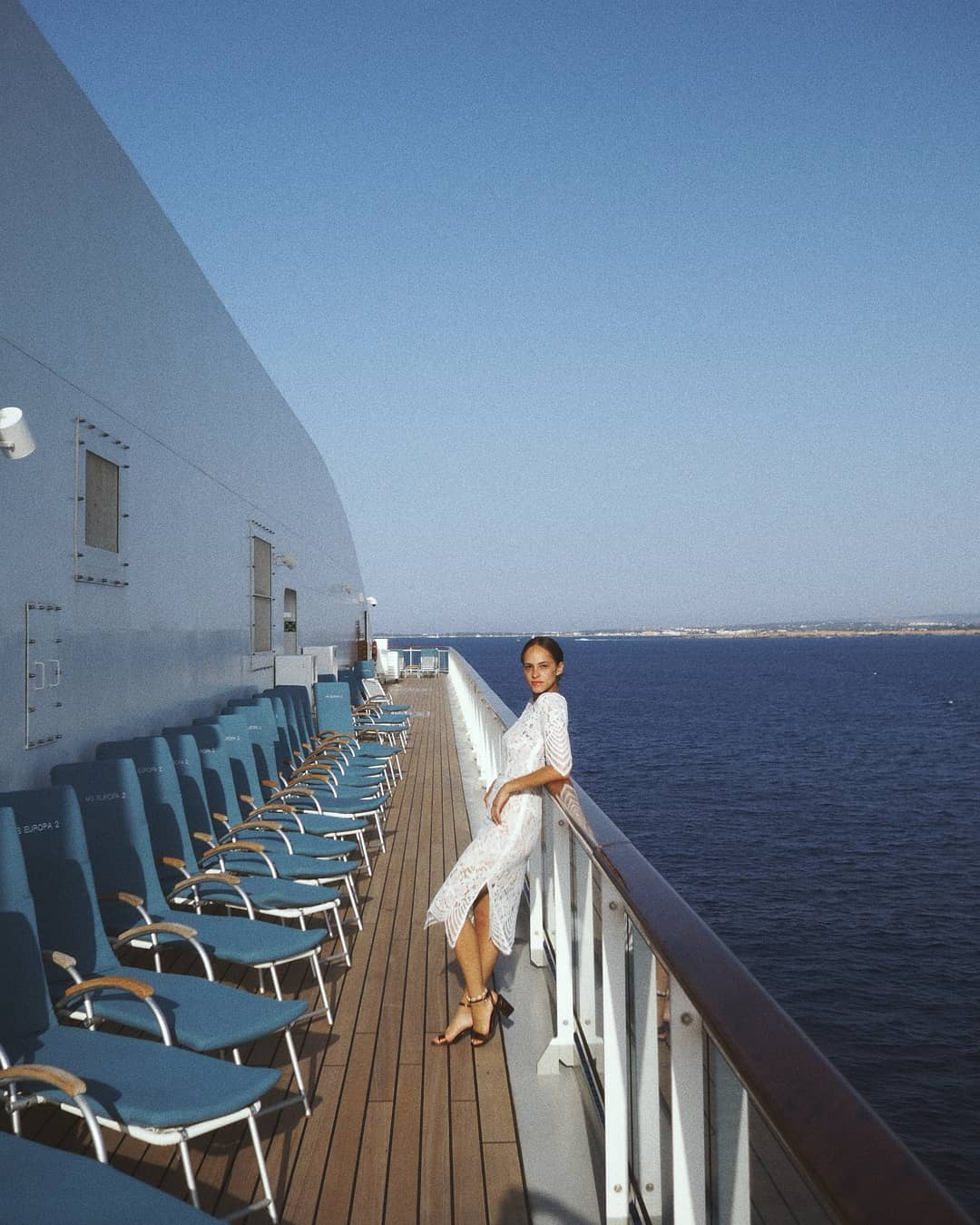 Sound cruise experience – Schiller on board the MS EUROPA 2