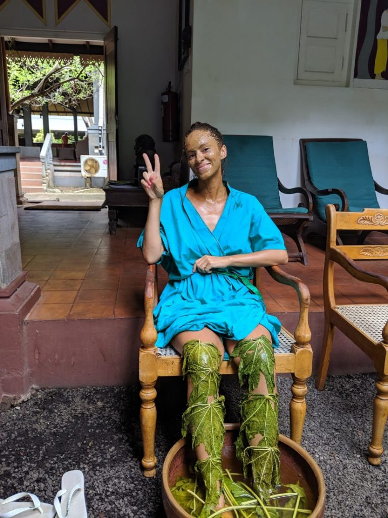 Ayurveda and yoga retreat in Sri Lanka - Review Siddhalepa resort treatment
