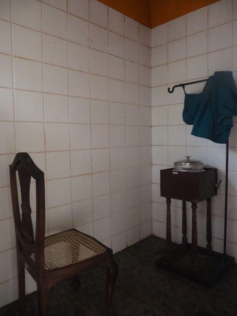 Ayurveda and yoga retreat in Sri Lanka - Review Siddhalepa resort treatment room