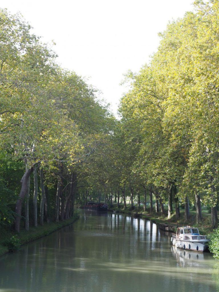 Cycling Canal du Midi, France Fronton Haute Garonne 4