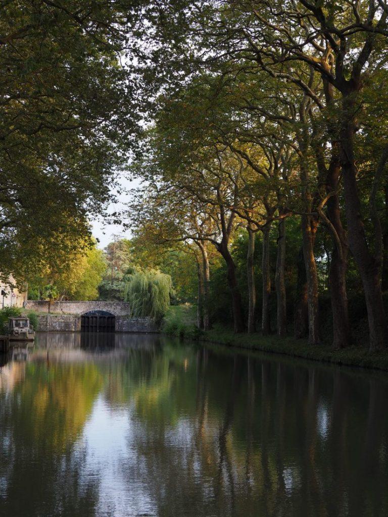 Cycling Canal du Midi, France Fronton Haute Garonne 6