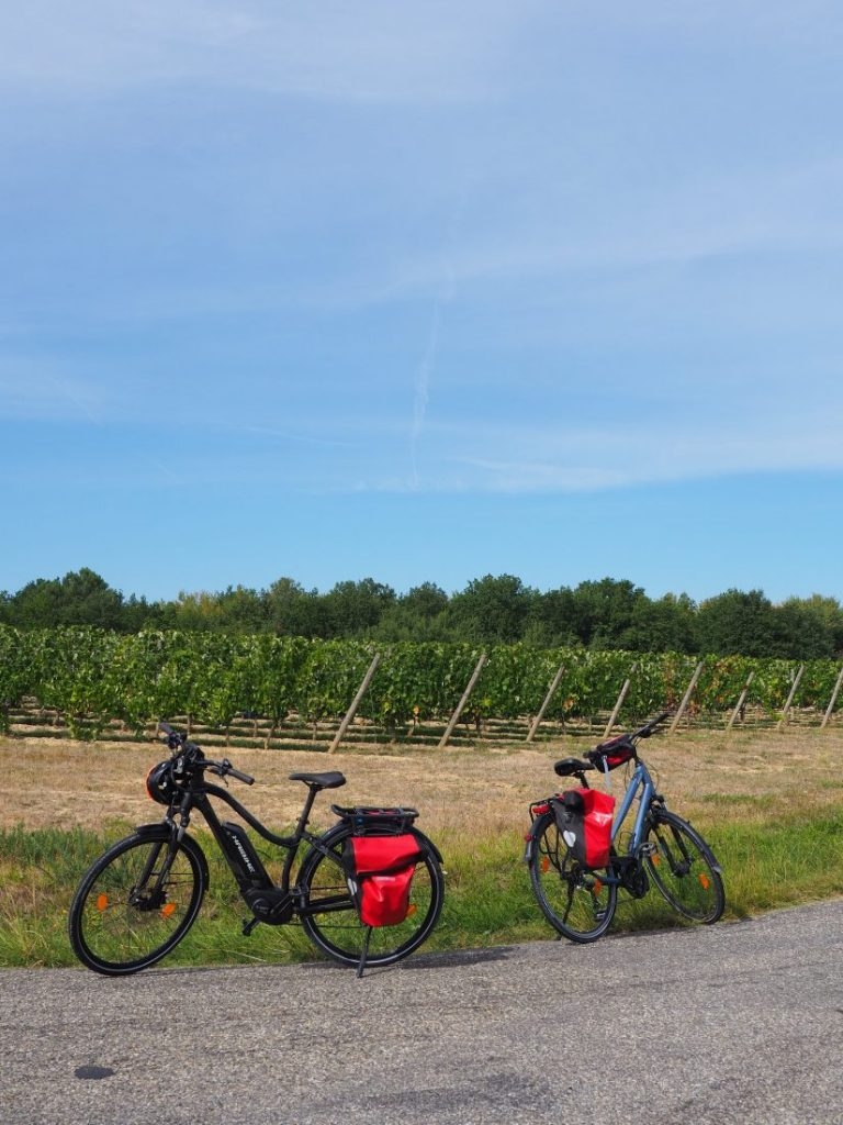 Cycling Canal du Midi, France Fronton Haute Garonne