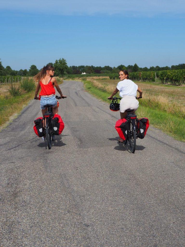 Cycling Canal du Midi, France Toulouse Haute GAronne 2