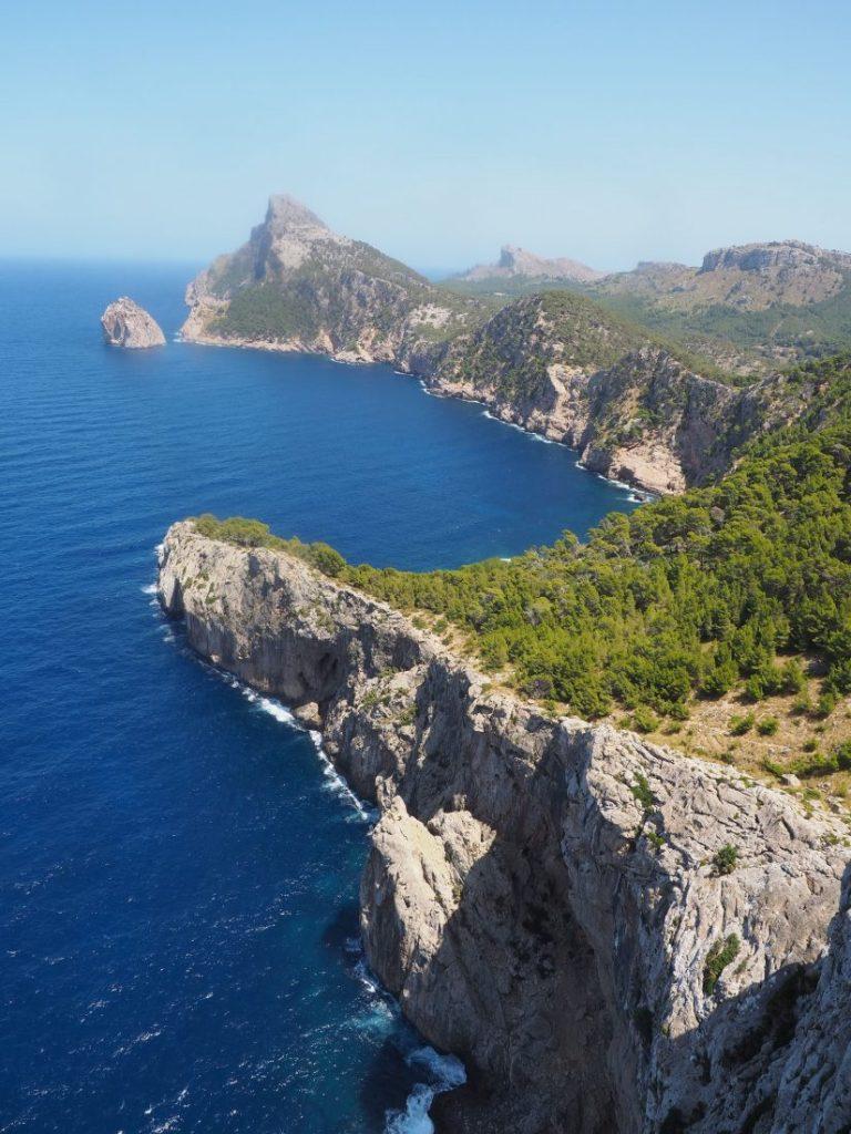 Mallorca road trip Cap de Formentor 1