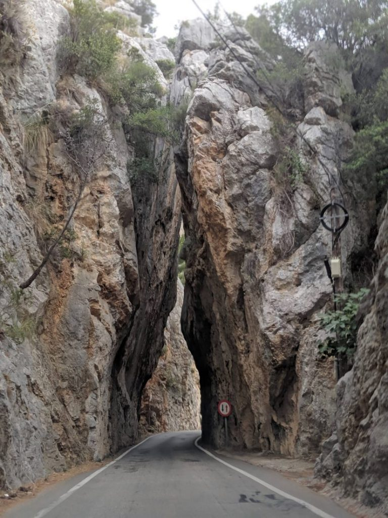 Mallorca road trip Mallorca's scenic drive to Sa Calobra and Torrent de Pareis