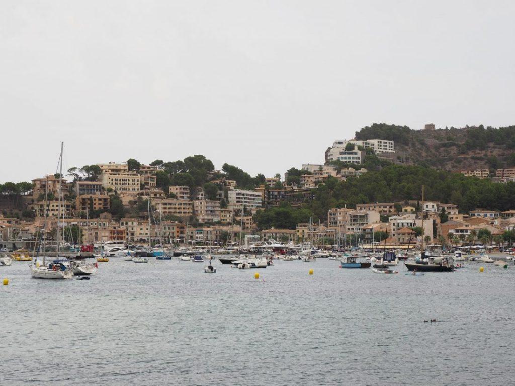 Mallorca road trip Port de soller