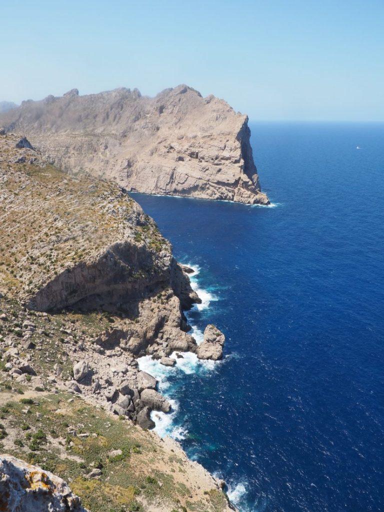 Mallorca road trip cap de Formentor bis