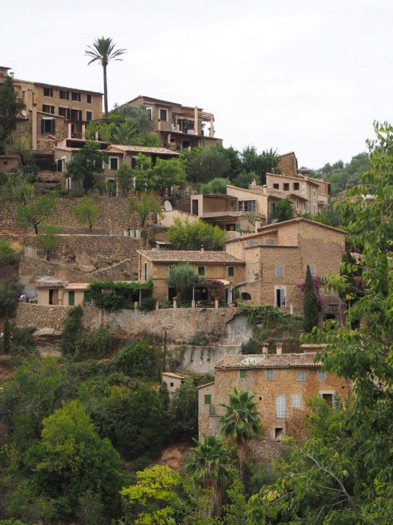 Mallorca road trip serra de Tramuntana Deia 1