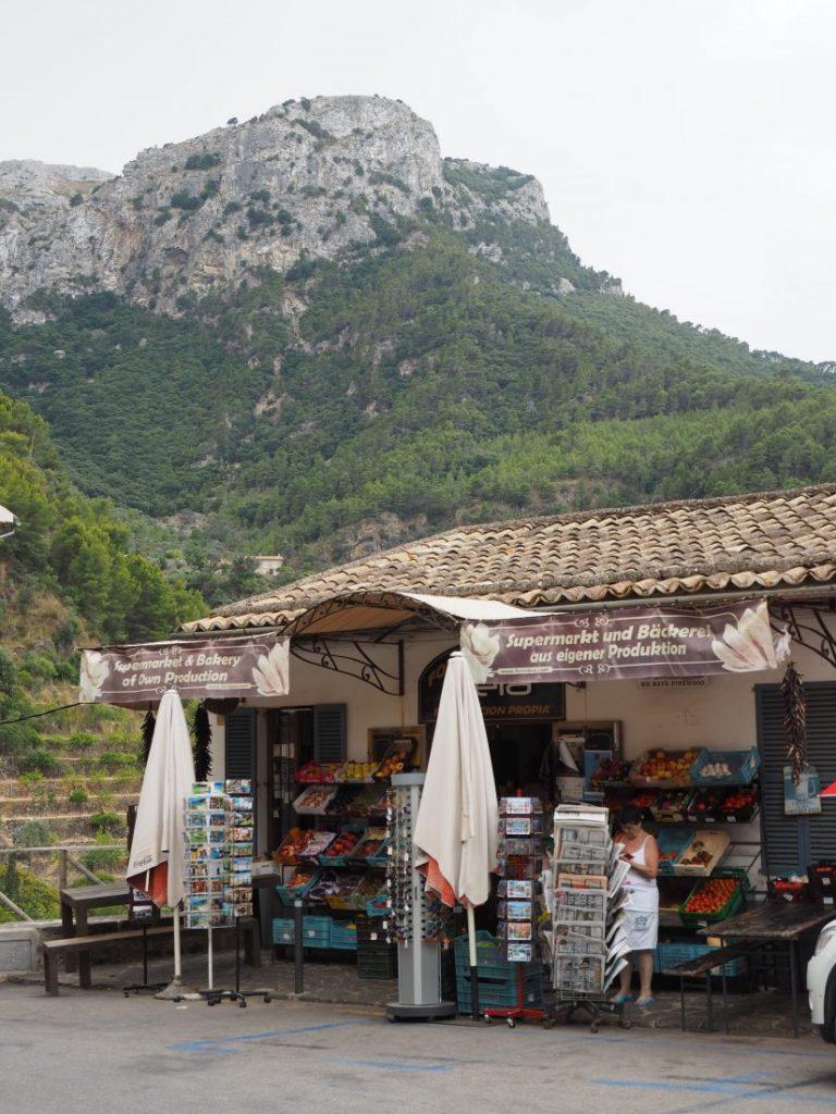 Mallorca road trip serra de Tramuntana Deia 2