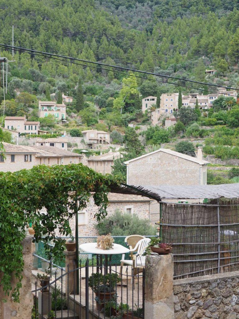 Mallorca road trip serra de Tramuntana Deia 3