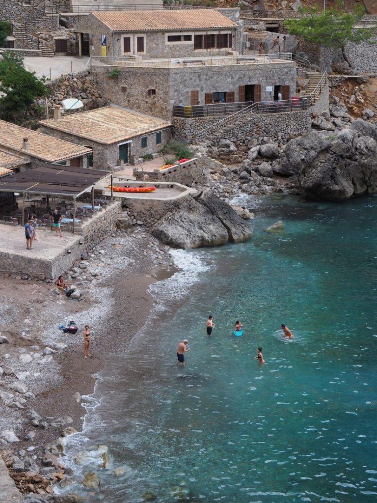 Mallorca road trip serra de Tramuntana Sa Calobra 1