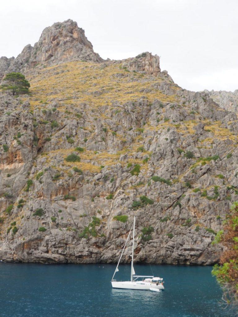 Mallorca road trip serra de Tramuntana Torrent de Pareis