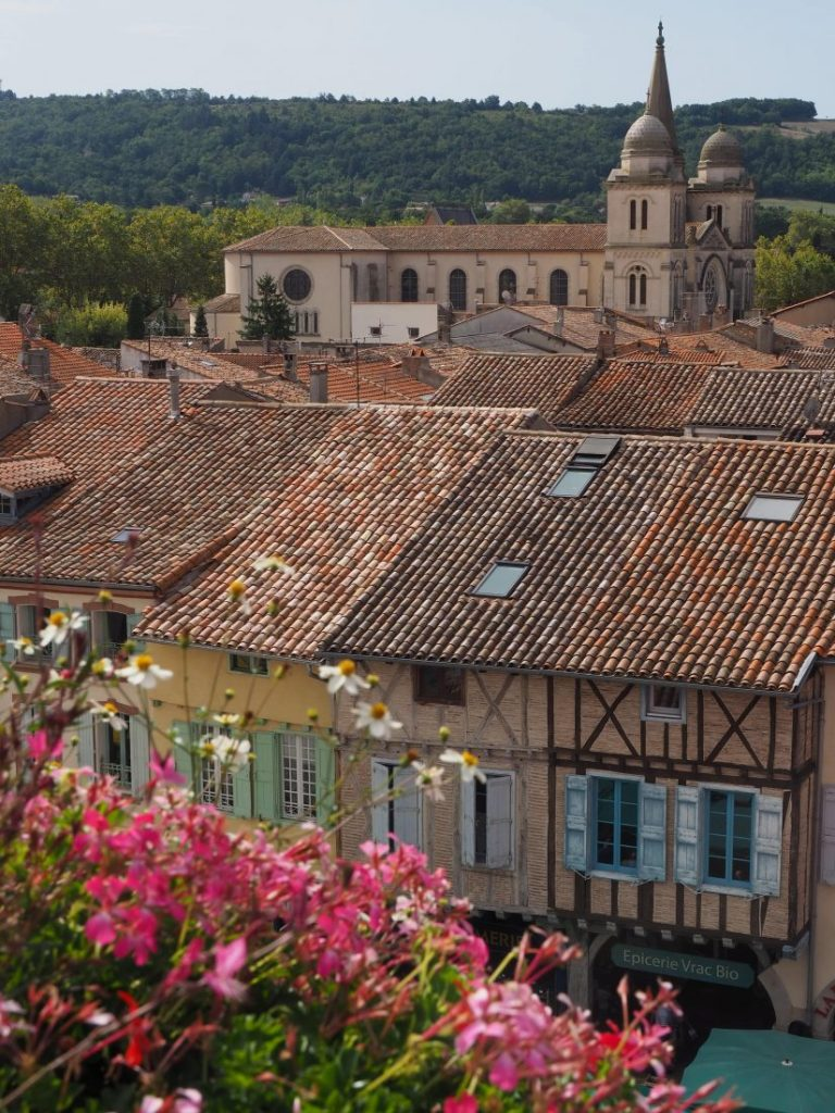 Nevel village France