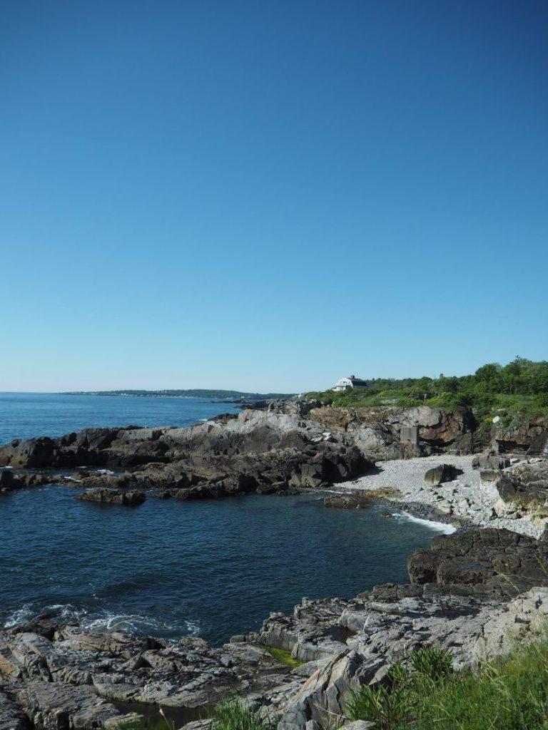 New England road trip Itinerary Maine Cape Elizabeth bis-min