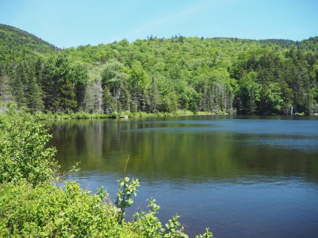 New England road trip Itinerary white mountains 2-min