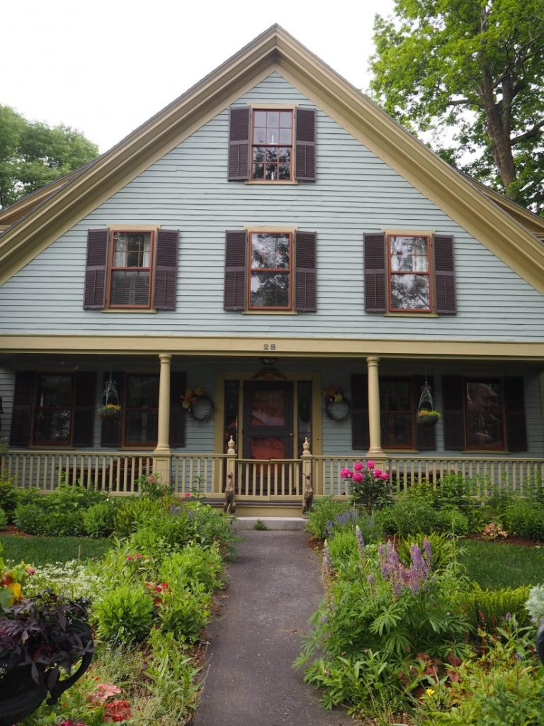 New England's road trip itinerary Woodstock 3-min