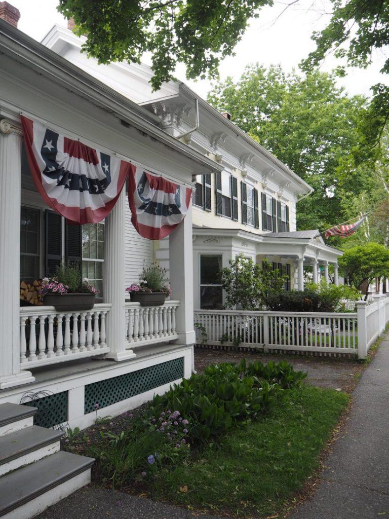 New England's road trip itinerary Woodstock 4-min