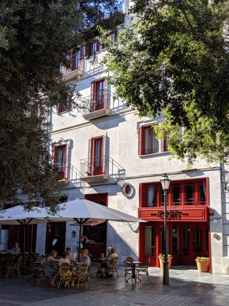 Review Hotel Cort Palma de Mallorca 1
