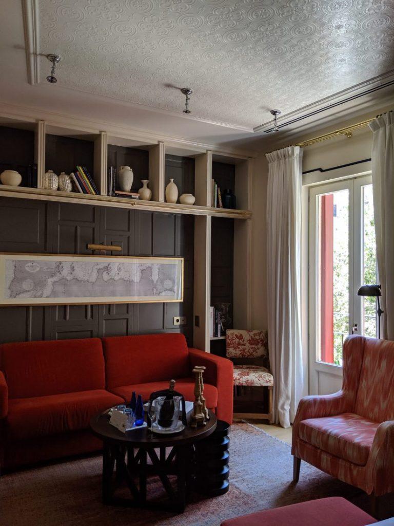 Review Hotel Cort Palma de Mallorca Junior Plaza suite 2