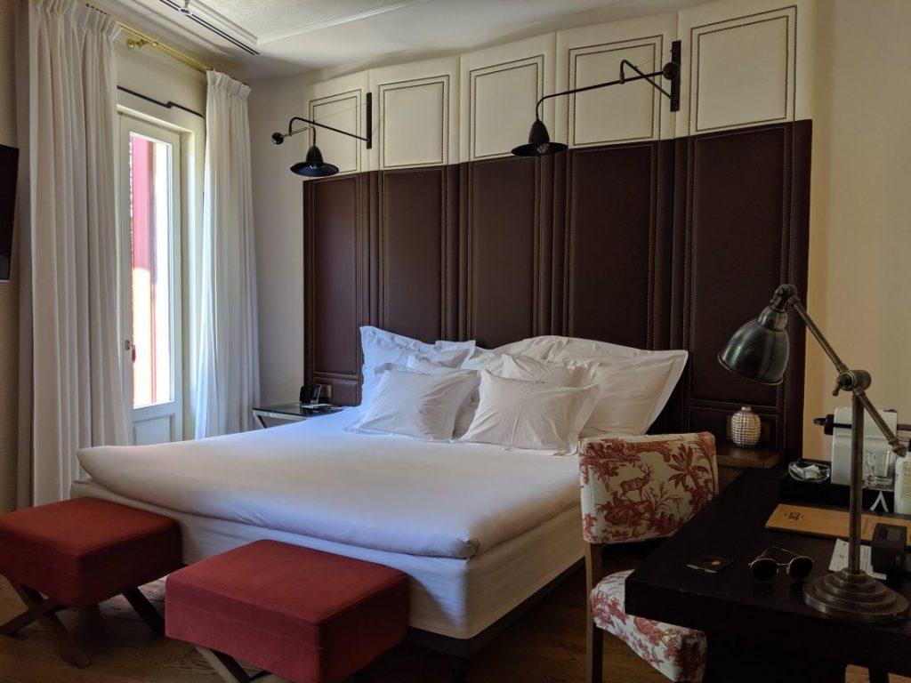 Review Hotel Cort Palma de Mallorca Junior plaza suite 3