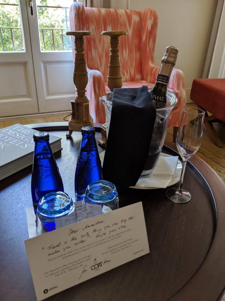 Review Hotel Cort Palma de Mallorca Junior plaza suite 4