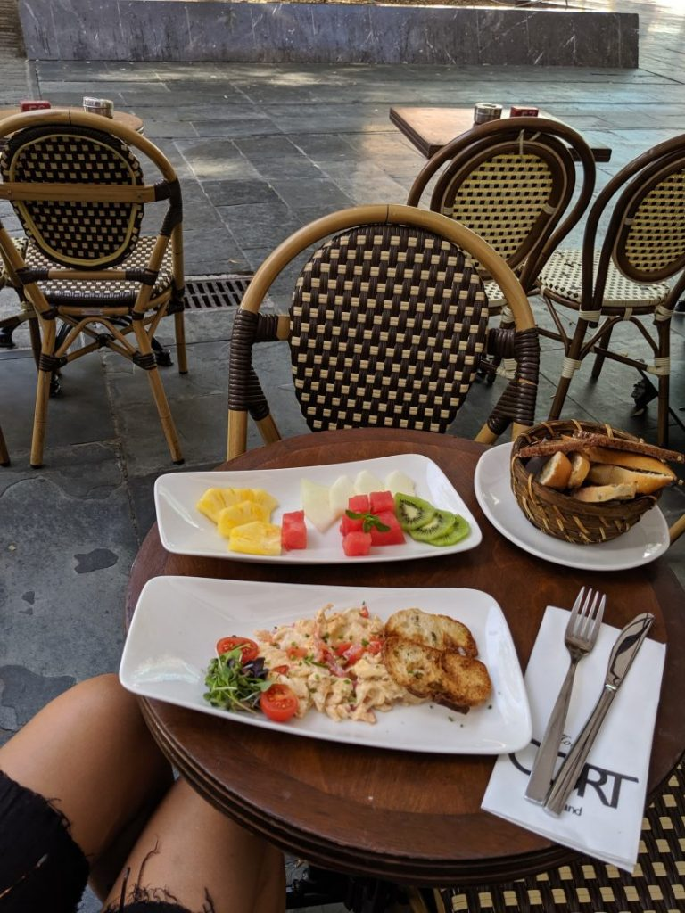 Review Hotel Cort Palma de Mallorca breakfast