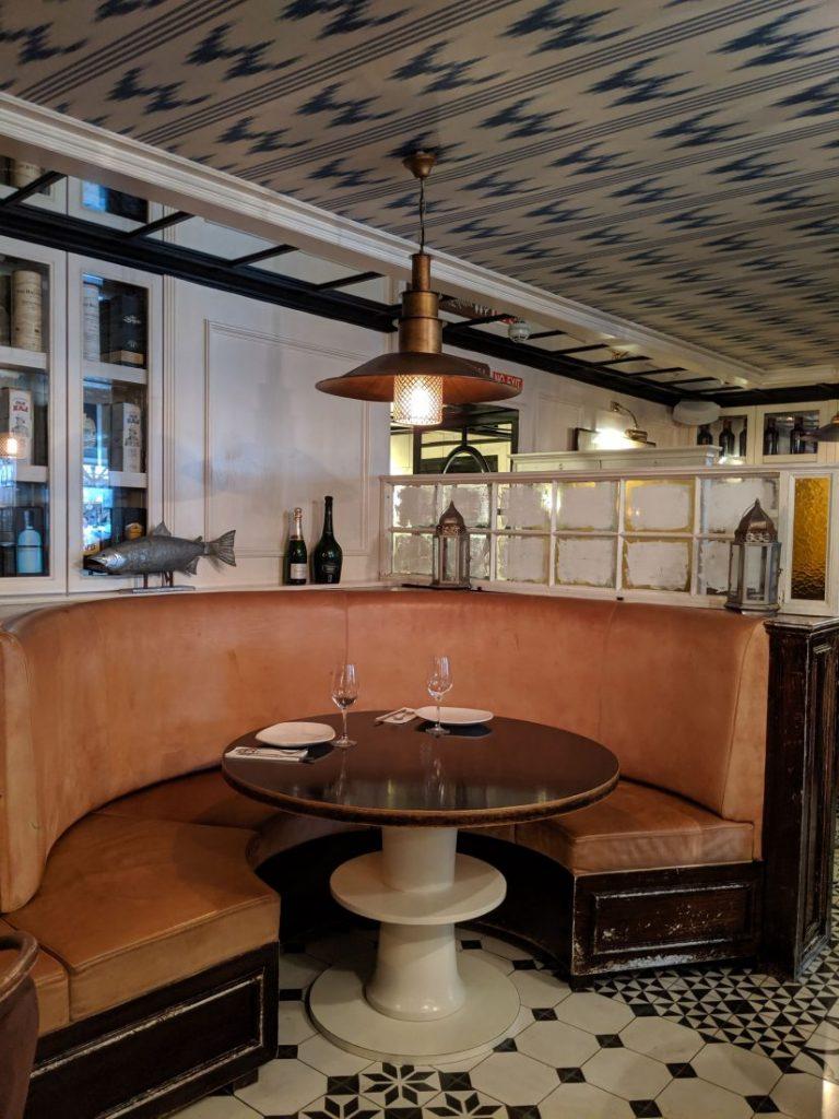 Review Hotel Cort Palma de Mallorca restaurant 1
