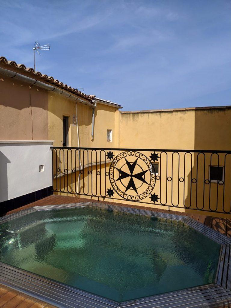 Review Hotel Cort Palma de Mallorca rooftop pool