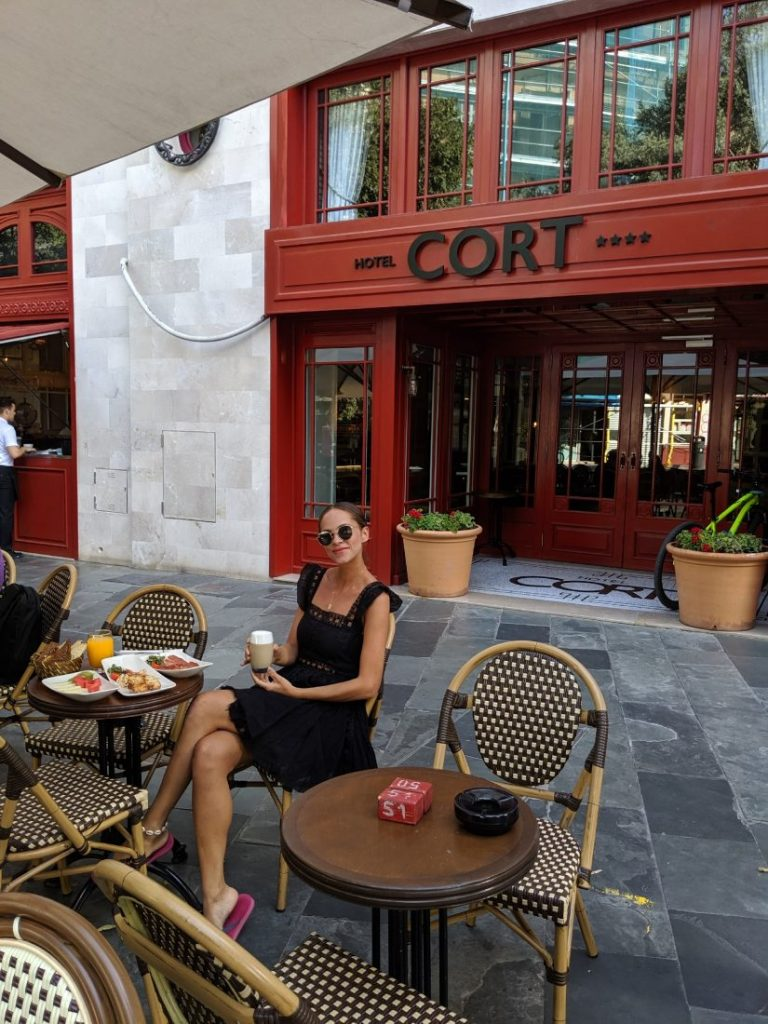 Review Hotel Cort Palma de Mallorca travel blogger