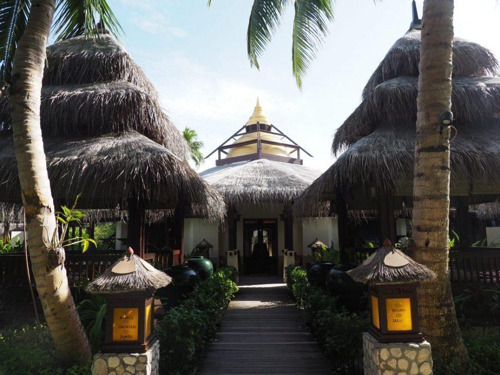 Shangri La Maldives Spa 2