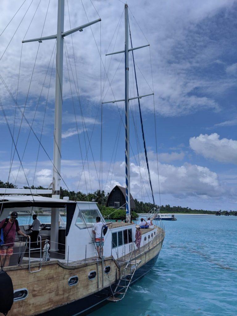 Shangri La Maldives activities