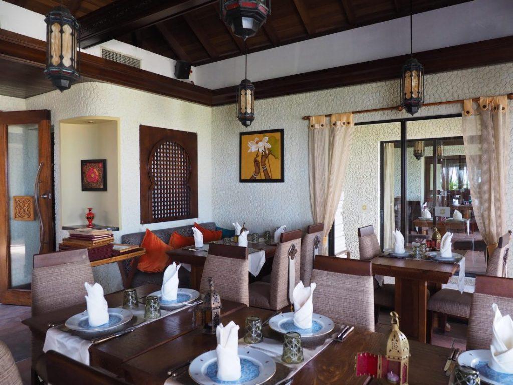 Shangri La Maldives restaurants Dr Ali 2