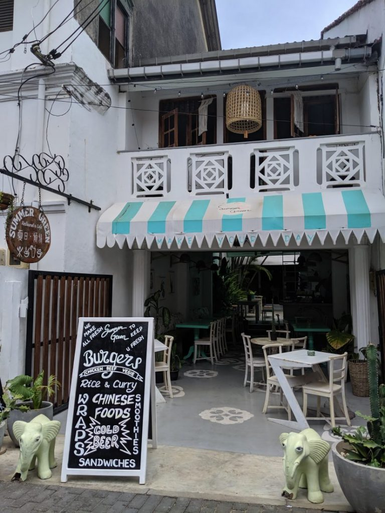 Sri Lanka itinerary - Sri Lanka travel blog Galle Fort 1