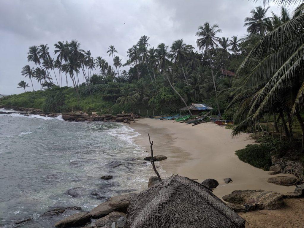 Sri Lanka itinerary - Sri Lanka travel blog Goyambokka beach