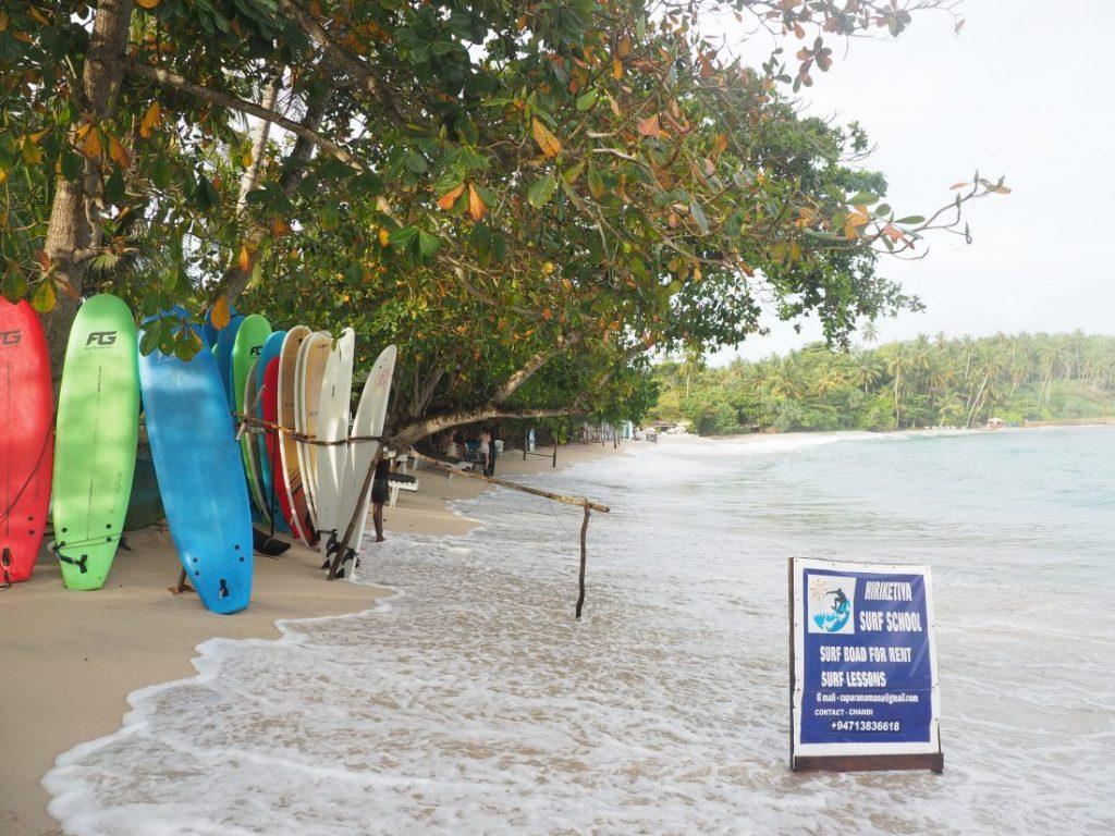 Sri Lanka itinerary - Sri Lanka travel blog Hiriketiya beach