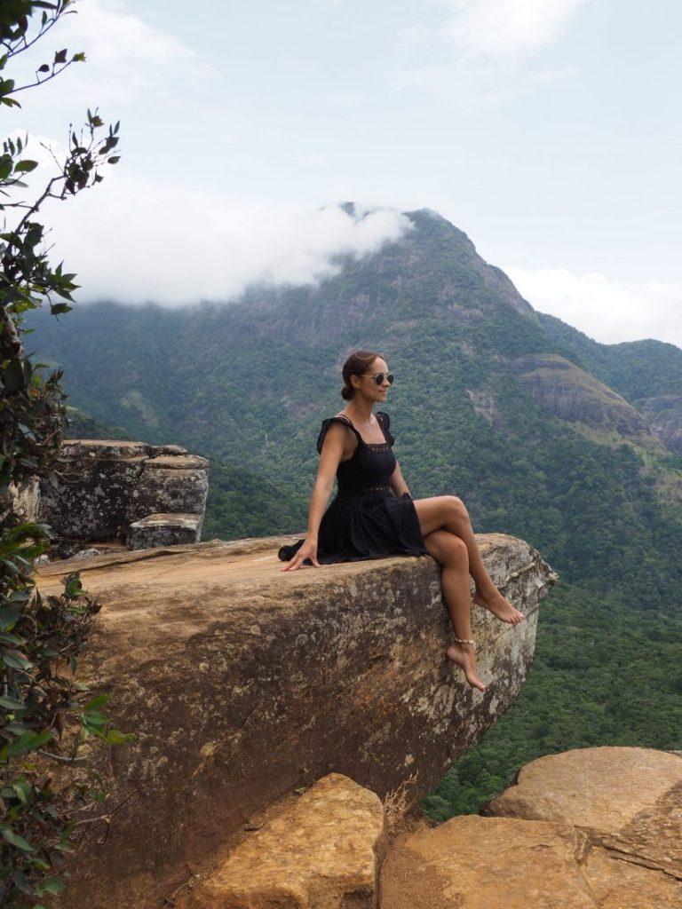 Sri Lanka itinerary - Sri Lanka travel blog Mini World's end 2