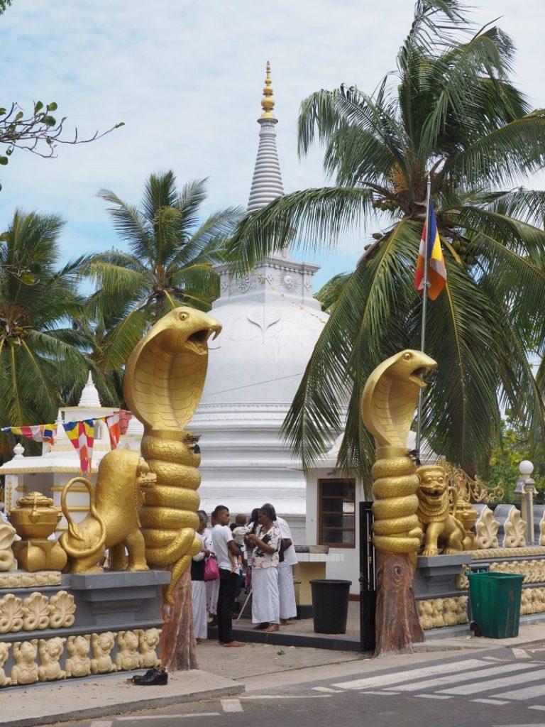 Sri Lanka itinerary - Sri Lanka travel blog Nagadeepa purana viharaya 3