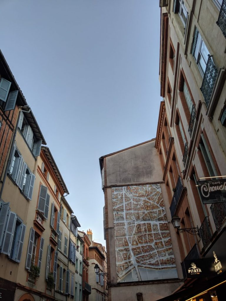 Toulouse streets