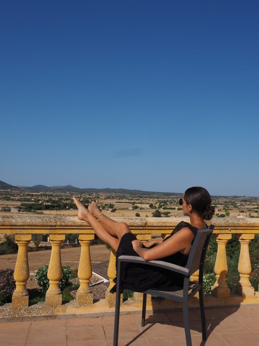 My first Yoga retreat in Mallorca at Finca Son Manera